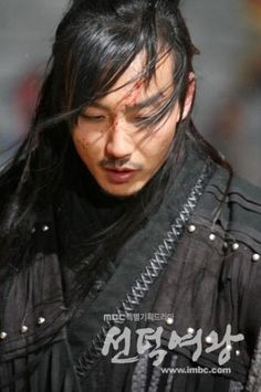 10 Korean actors who looked absurdly gorgeous with historical hair  Kim Nam Gil in Queen Seon Duk