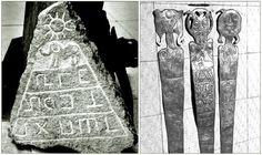 """""""el hijo del creador proviene de aquí""""  inscripcion en esta pirámide hallada en la selva de Ecuador, en la Cueva de los Tayos, en una localidad llamada La Maná"""