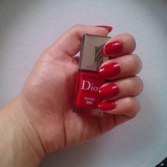 Vernis Dior teinte 999