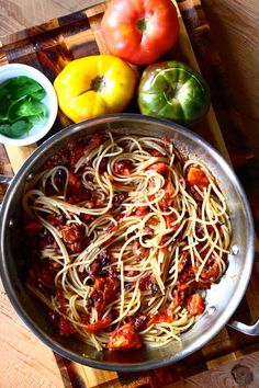 Roasted Tomato and Kalamata Olive Pasta Sauce