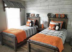 Shared Boy Bedroom Idea