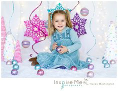 Suglarplum Wonderland Holiday Session | Inspire Me Photography