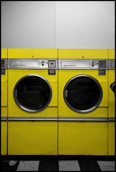Washing Machine, Mad, Home Appliances, Colour, Yellow, House Appliances, Color, Kitchen Appliances, Washers