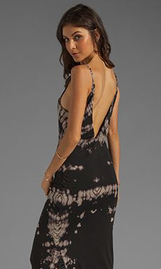 WOODLEIGH Sadie Tank Maxi in Charcoal | REVOLVE