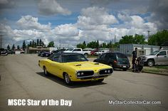 MSCC Star of the Day-70 Bee...here's why it was picked- MSCC Star of the Day-70 Bee at a show last June.Read why it was picked in this link: http://www.mystarcollectorcar.com/3-the-stars/40-model-stars/2141-mscc-southside-star-of-the-day.html