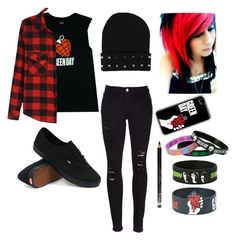 """Untitled #22"" by gerardsemopancake ❤ liked on Polyvore"