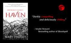 Haven by Mary Lindsey. Blurb from Amalie Howard.