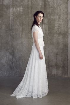 Wedding Dresses! Effortlessly Chic Bridal Separates Collection by Sally Lacock see more at http://www.wantthatwedding.co.uk/2014/12/18/wedding-dresses-effortlessly-chic-bridal-separates-collection-by-sally-lacock/