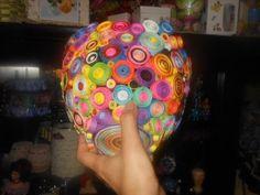 Rolled Paper Flower Vase - YouTube