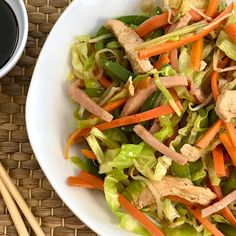 Easy Dinner Recipes, Asian Recipes, Healthy Dinner Recipes, Easy Meals, Cooking Recipes, Cooking Blogs, Girl Cooking, Chop Suey, Plats Healthy