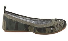 Yosi Samra - Samara in Green Camo  -  Drats!  They are out of these in my size.  :(