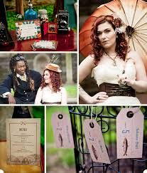 steampunk themed wedding - Google Search