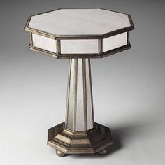 Butler Elena Accent Table - Mirror - 1137146