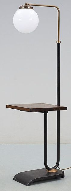 30s / 40s lamp table