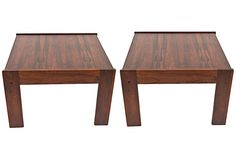 Kasparian Occasional Tables, Pair on OneKingsLane.com