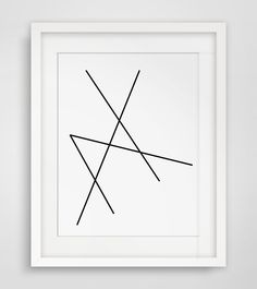 Geometric Art, Minimalist Black and White, Abstract Print, Geometric Print, Line Artwork, Geometric Print Art, Black, White, by MelindaWoodDesigns on Etsy https://www.etsy.com/listing/184747188/geometric-art-minimalist-black-and-white