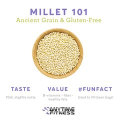Millet 101 - Cooks like rice and packs a nutritional punch!