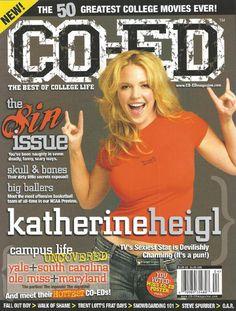 Heigl, Katherine - Satanic hand signal