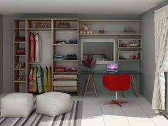 Closet Personalizável - Ref. 8072