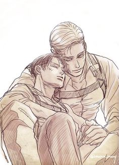 levi and erwin.