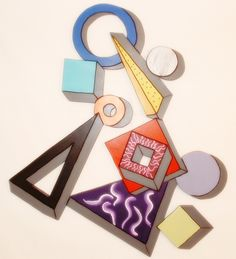 Abstract Wall hanging,Made of Wood. This Fabulous piece of Art would look great