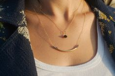 Keltie Leanne Designs' Blog: How To Layer Necklaces