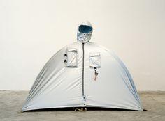 Refuge Wear - Habitent de Lucy Orta 1992 - 1993