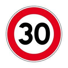 В Торревьехе новый скоростной лимит: 30км/ч