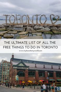 Toronto can be an expensive city but luckily I've got you covered. I've put together this massive list of 59 absolutely free things to do in Toronto! We're not talking cheap things here - we're talking actually free! The Great White Nort Toronto Canada, Visit Toronto, Toronto Travel, Toronto Vacation, Maui Vacation, Quebec, Montreal, Ottawa, Canada Winter