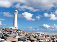 ... Lighthouse - Tallest Cast Iron Lighthouse in South Africa, Cape Town