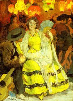 Castelucho, Claudio (1870-1927) - En Ecoutant La Musique