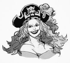 Big Mom Pirates Charlotte Linlin One Piece