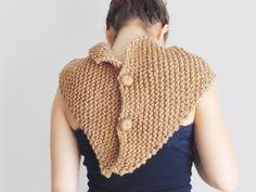 My New design, Neckwarmer, scarf, cowl, infinity...