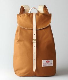 BAG'n'NOUN Canvas Knapsack