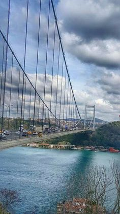 Beautiful Places In The World, Wonderful Places, Istanbul Turkey, Aesthetic Backgrounds, Travel Photography, Beautiful Pictures, Places To Visit, Country, Wallpaper