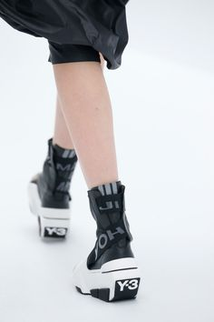 y 3 womens footwear closer look