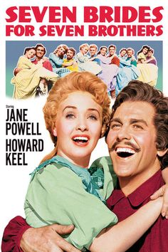 Seven Brides for Seven Brothers - Stanley Donen | Musicals...: Seven Brides for Seven Brothers - Stanley Donen | Musicals… #Musicals