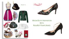 Oktoberfest Outfit inspiration with RosaRot Pumps <3