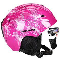 29.90$ (Watch more - https://alitems.com/g/1e8d114494b01f4c715516525dc3e8/?i=5&ulp=https%3A%2F%2Fwww.aliexpress.com%2Fitem%2FMOON-Ski-Helmet-Women-Men-CE-Safety-In-mold-Sking-Snowboard-Skateboard-Snow-Helmet-Size-S%2F32754311818.html) MOON Ski Helmet Women Men CE Safety In-mold Sking Snowboard Skateboard Snow Helmet Size S/M/L/XL