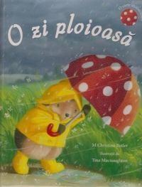 O zi ploioasa - M Christina Butler Kids Reading, Tweety, Books To Read, Pikachu, Christmas Ornaments, Fictional Characters, Movies, Short Stories, Illustrations