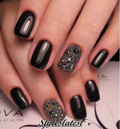 Black color glossy....... Very attractive