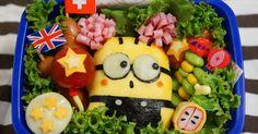 ★ミニオン★キャラ弁★ by Nonopi3 [クックパッド] 簡単おいしいみんなのレシピが239万品