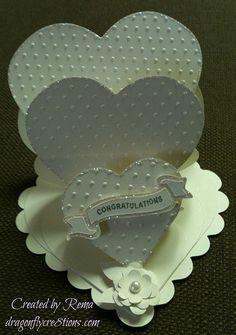 Heart 3D Card