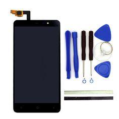 Yeni xiaomi redmi note3 için lcd ekran ekran + digitizer dokunmatik ekran değiştirme hongmi note 3 pro/başbakan telefonu parçaları freetools