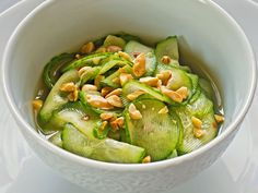 Cooking Weekends: Thai Style Cucumber Salad