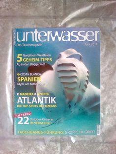 Unterwasser!Das Tauchmagazin!ATLANTIK!Ausg.: Juni 2014!Neu!    eBay
