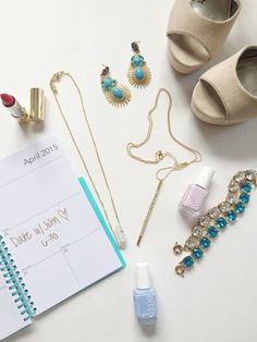 We're going out for a yummy romantic dinner tonight and this moment away from the baby calls for some SERIOUS statement earrings and killer delicate necklaces. Don't forget - your entire purchase is 20% off through tomorrow with code JOHN316! What's everyone got planned for tonight?  #heels #jewelry #style #datenight www.shop12east.com