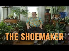 Great short film about a telephone repairman who leaves his job at 55 to design women's shoes