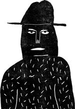 #Illustration Zoran Pungerčar. Duuude you need a lint roller like asap
