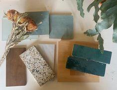 Colour Schemes, Color Combos, Bath Ideas, Bathroom Ideas, Calming Colors, Blue Tiles, Tile Ideas, Guest Bath, Basement